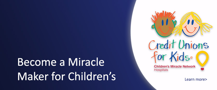 Become a Miracle Maker For Children's Banner Ad