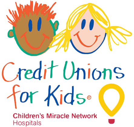 Credit Unions for Kids Children's Miracle Network Logo