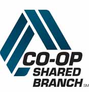 Coop Shared Branch logo